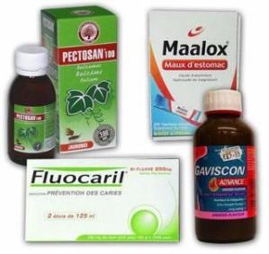 Liste 400 Médicaments