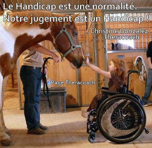 Notre Jugement, l'Handicap