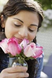 Respirez L'odeur Des Roses