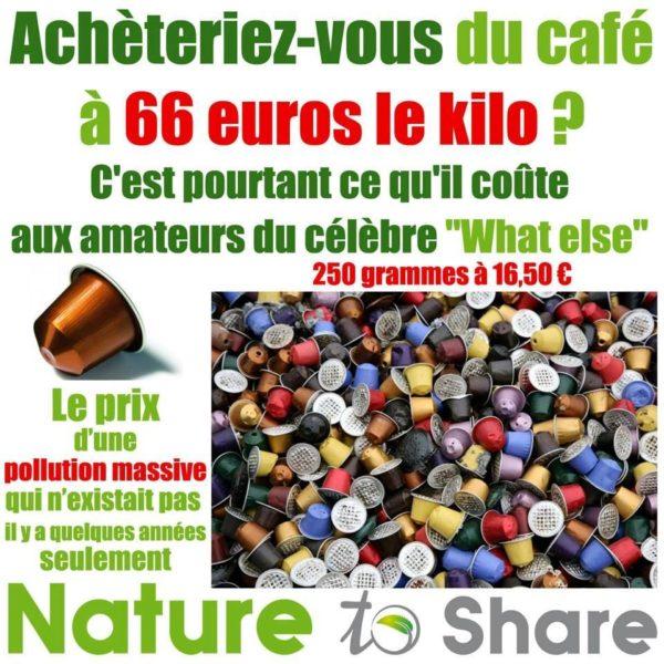 Le Prix du Café...