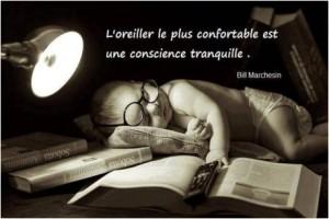 L'Oreiller...