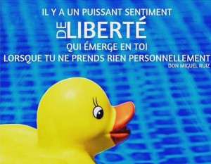 Un Sentiment de Liberté