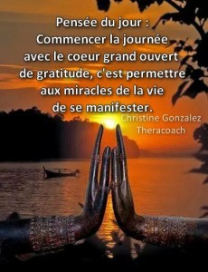 Le Coeur Gratitude