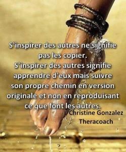 S'Inspirer Des Autres...