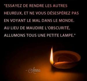 Une Petite Lampe...