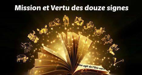 Petit Conte Des Douze Signes Astrologiques