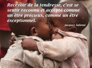 Recevoir De La Tendresse...