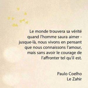 Le Courage d'Aimer
