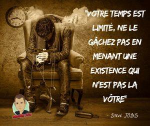 Notre Temps Est Limité...