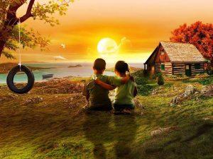 Apprenons l'Amour de Soi Aux Enfants