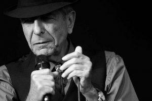 Anthem  Léonard Cohen