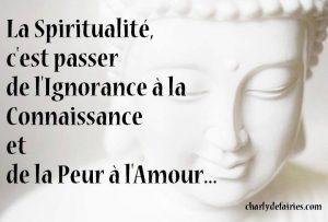 De l'Ignorance à la Connaissance...