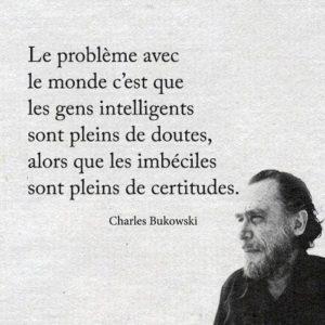 Le Problème Avec le Monde....