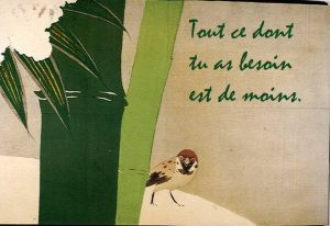 Tout Ce Dont Tu As Besoin...