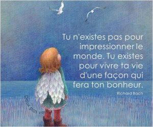 Tu N'Existes Pas Pour Impressionner Le Monde