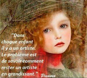 Un Artiste Dans Chaque Enfant