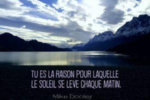 Tu Es La Raison...