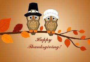 Fêter Thanksgiving Partout, Tout le Temps....