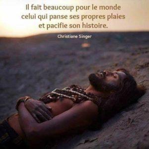 Il Fait Beaucoup Pour Le Monde...