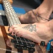 Toe Guitar