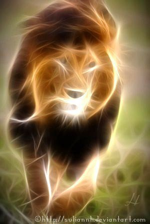 Christian's lion