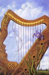 Le Corps, une Harpe