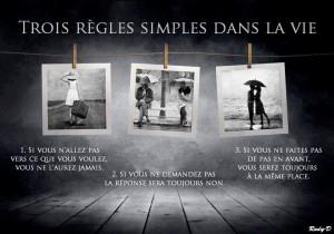 Trois Règles Simples