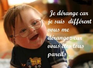 Je Dérange Car Je Suis Différent...