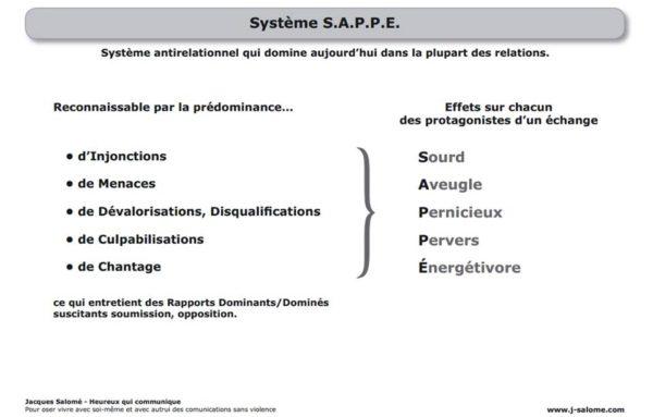 Système S A P P E