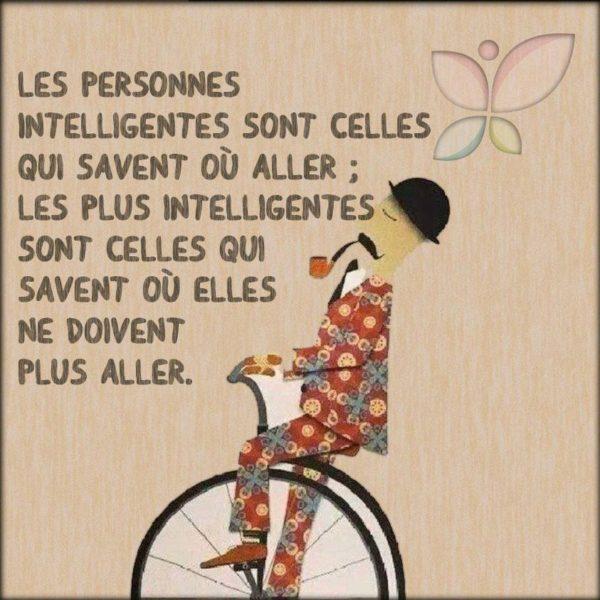 Les Personnes Intelligentes......