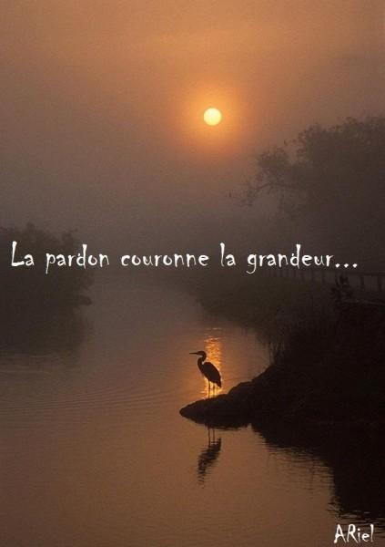 Le Pardon - Soriah.Amahom.Com