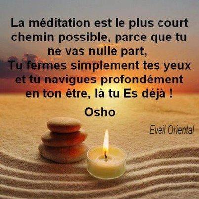 Le Chemin de la Méditation