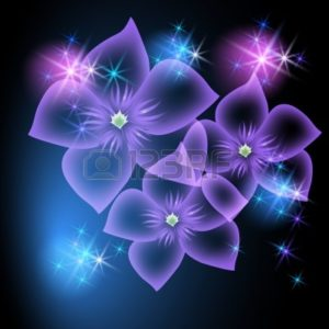 Toucher Une Fleur..