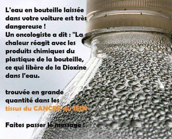L'Eau En Bouteille...