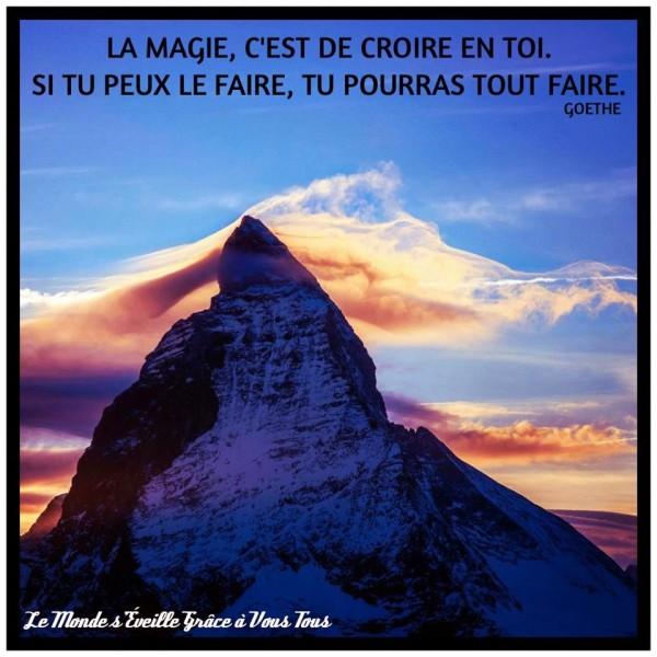 La Magie C'Est...