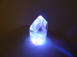 Le Cristal de l'Intuition