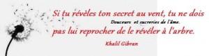 Si Tu Révèles Ton Secret...