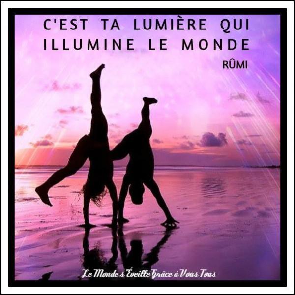 C'Est Ta Lumière...
