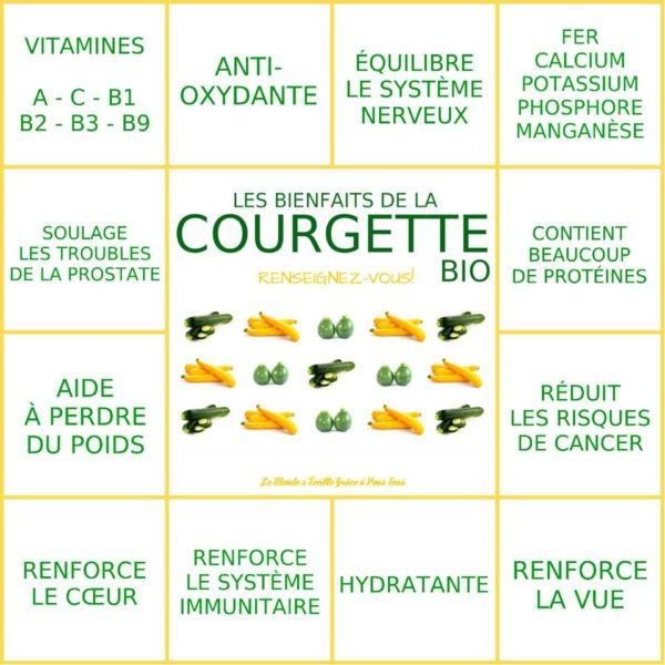 La Courgette.....