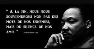 Les Mots du Silence...