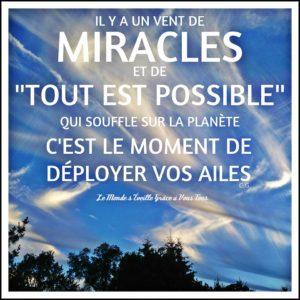 Un Vent de Miracles
