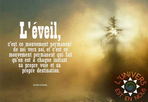 L'Eveil.