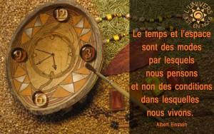 Le Temps & l'Instant