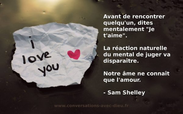 I Love You - Je t'Aime