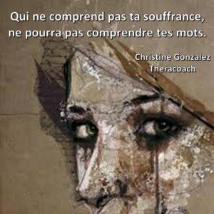 Comprendre Ta Souffrance