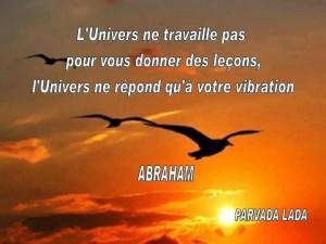 L'Univers Répond....