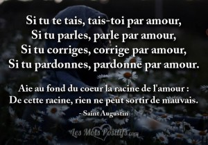 Par Amour...