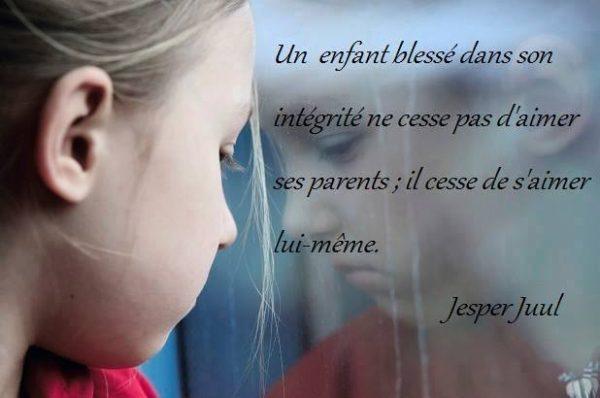 Un Enfant Blessé