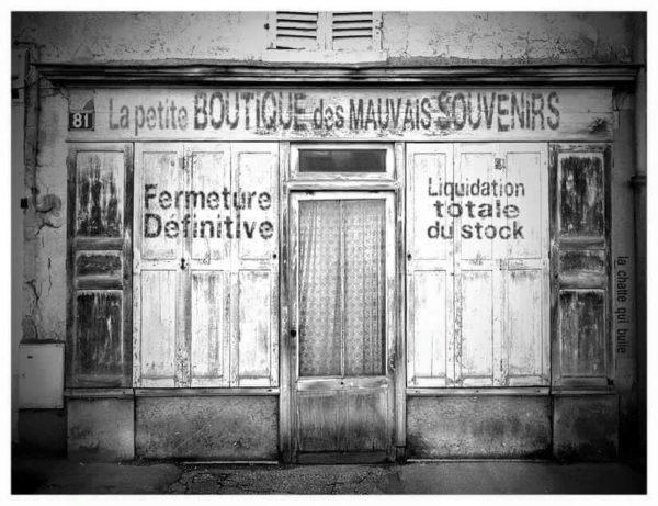 Boutique des Mauvais Souvenirs