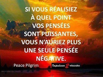 Les Pensées Négatives